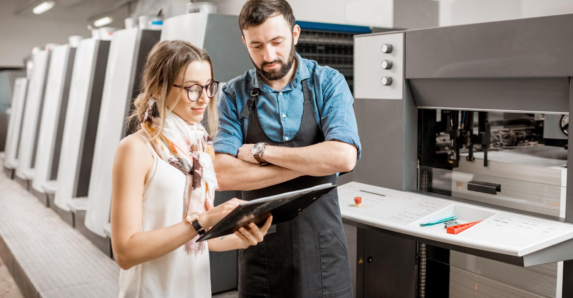 Druckhaus Lorch Ihre Druckerei Vor Ort Offset Digital
